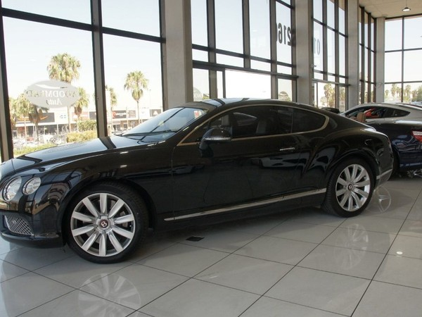 2013 Bentley Continental Gt  Gauteng Sandton_0