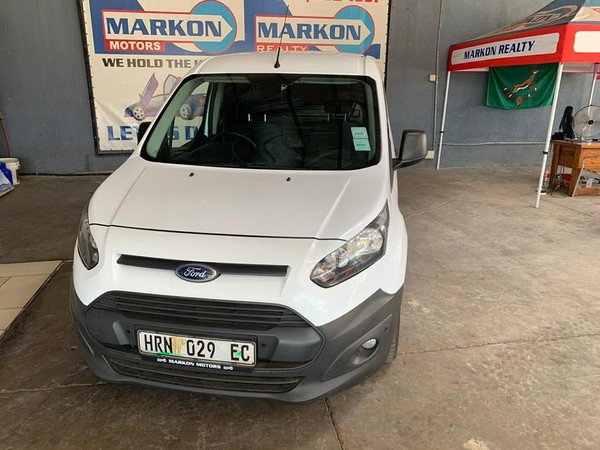 2016 Ford Transit Connect 1.6TDCi LWB FC PV Gauteng Springs_0