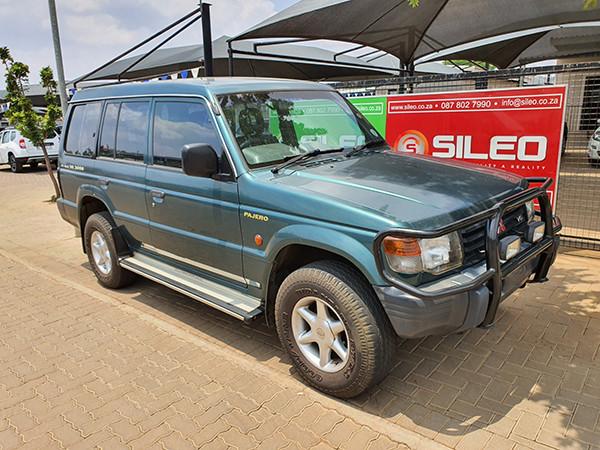 1997 Mitsubishi Pajero 3.0 Gls  Gauteng Montanapark_0