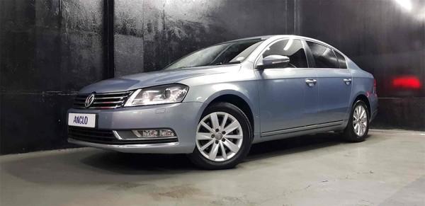 2011 Volkswagen Passat 1.8 Tsi Clne Dsg 118 Kw  Gauteng Benoni_0