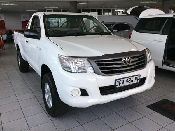 2010 Toyota Hilux 2.5 D-4d Srx 4x4 Pu Sc  Mpumalanga Mpumalanga_0