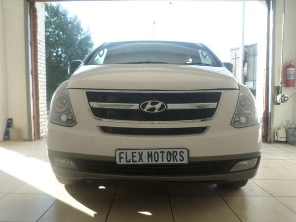 2014 Hyundai H1 2.5 Crdi Ac Fc Pv At  Gauteng Johannesburg_0