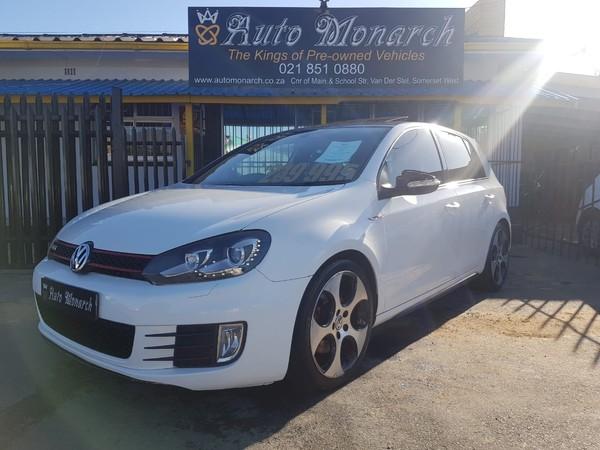 2012 Volkswagen Golf Vi Gti 2.0 Tfsi Dsg  Western Cape Somerset West_0
