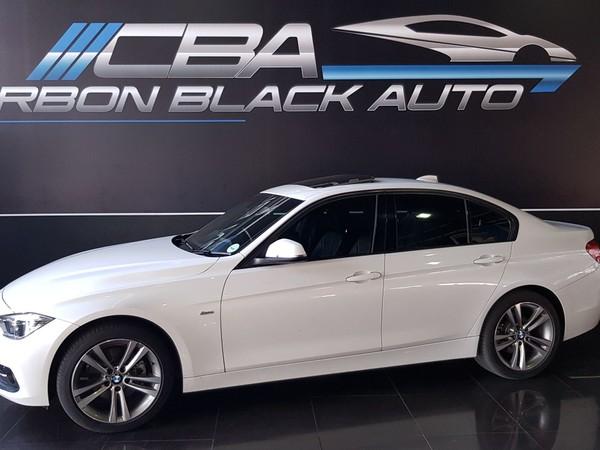2018 BMW 3 Series 320D Sport Line Auto Gauteng Sandton_0