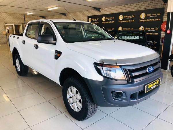 2015 Ford Ranger 2.2tdci Xl Pu Dc  Western Cape Paarl_0
