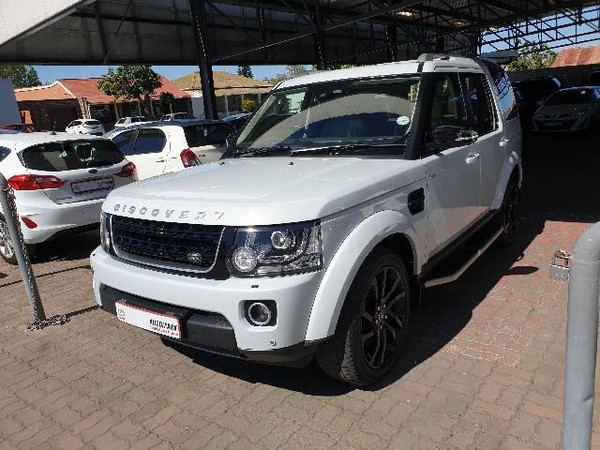 2017 Land Rover Discovery 4 3.0 SD V6 Landmark Eastern Cape King Williams Town_0