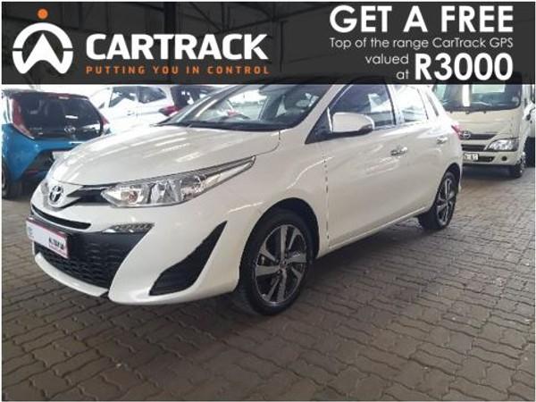 2018 Toyota Yaris 1.5 Xs CVT 5-Door Eastern Cape King Williams Town_0