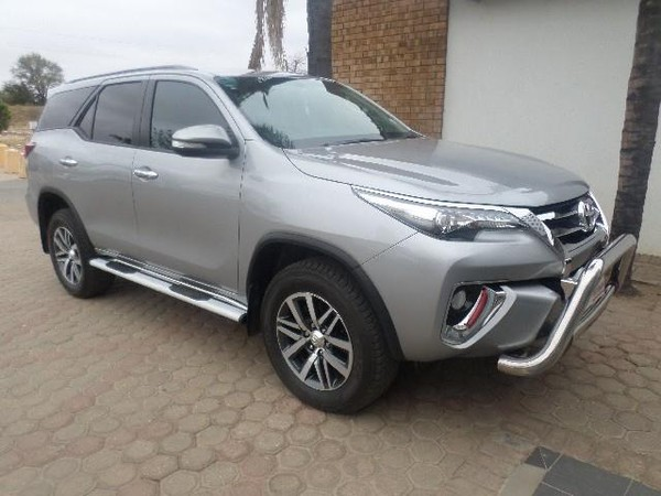 2017 Toyota Fortuner 2.8GD-6 4X4 Auto Limpopo Messina_0