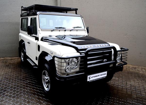 2010 Land Rover Defender 90 60th Sw  Gauteng Pretoria_0