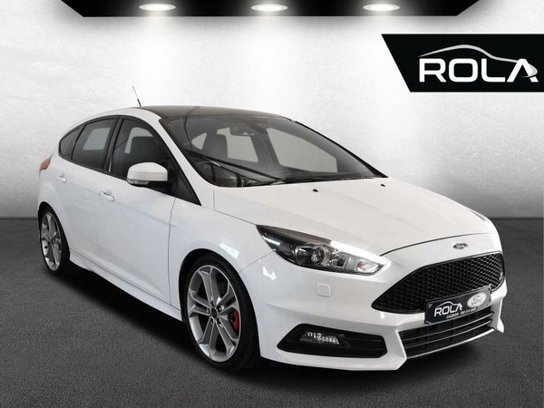 2016 Ford Focus 2.0 Ecoboost ST3 Western Cape Caledon_0