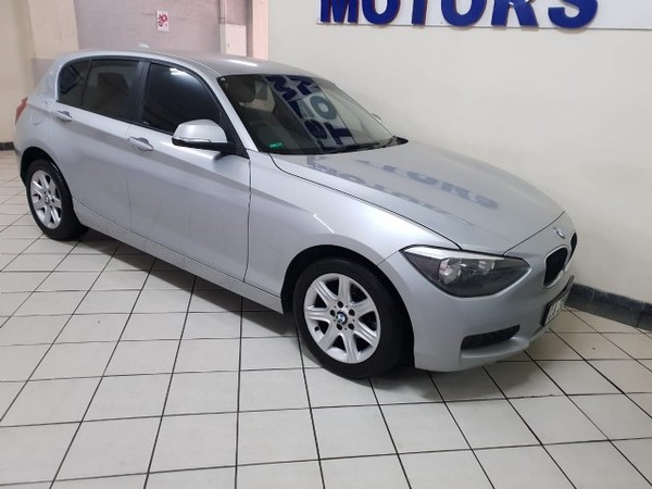 2014 BMW 1 Series 116i 5dr At f20  Kwazulu Natal Durban_0