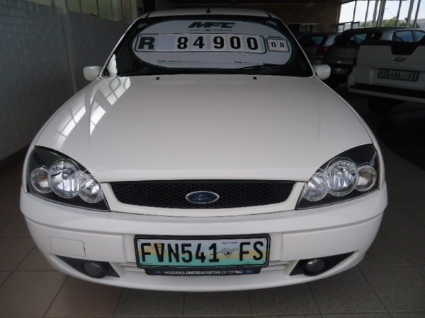 2008 Ford Bantam 1.6i Xlt Ac Pu Sc  Free State Ladybrand_0