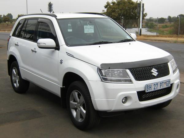 2011 Suzuki Grand Vitara 2.4  Gauteng Boksburg_0