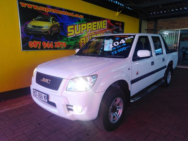 2016 JMC Boarding 2.8TDCi LUX 4X4 Double Cab Bakkie Gauteng Pretoria_0