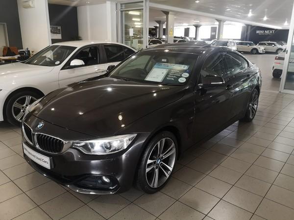 2015 BMW 4 Series 420i Gran Coupe Sport Line Auto Western Cape Claremont_0