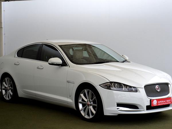 2014 Jaguar XF 2.2 D Premium Luxury  Western Cape Milnerton_0