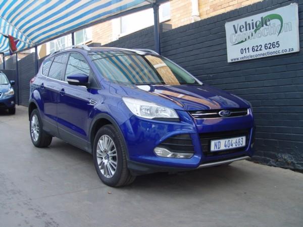 2016 Ford Kuga 2.0 TDCI Titanium AWD Powershift Gauteng Johannesburg_0