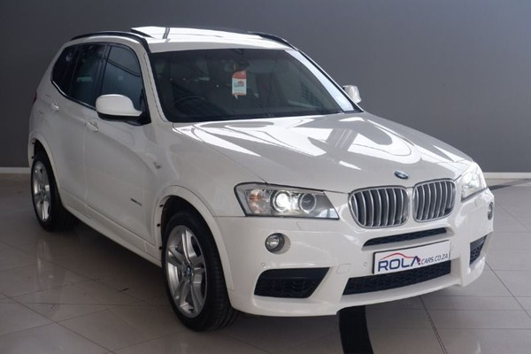 2014 BMW X3 Xdrive35i  M-sport At  Western Cape Somerset West_0