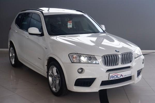 2014 BMW X3 Xdrive35i  M-sport At  Western Cape Somerset West_0