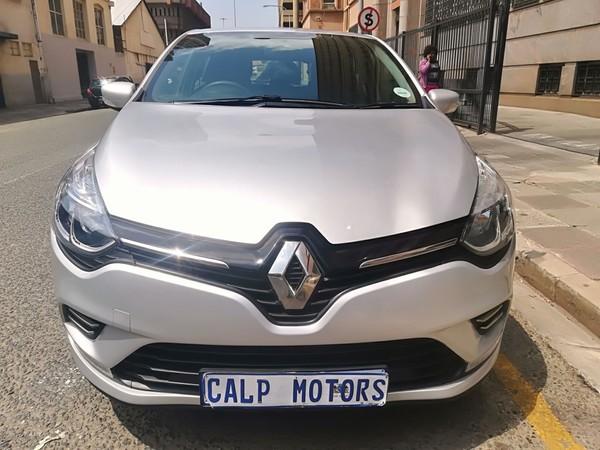 2018 Renault Clio VI 900T Gauteng Marshalltown_0