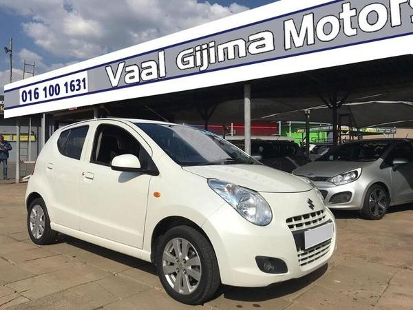 2014 Suzuki Alto 1.0 Ga  Gauteng Vereeniging_0