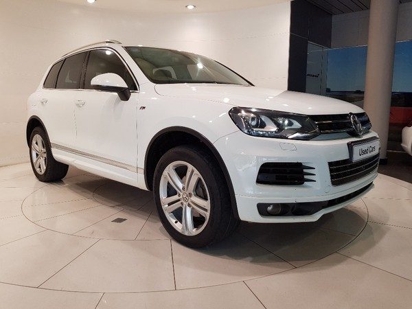 2014 Volkswagen Touareg 3.0 V6 Tdi Tip Blu Mot  Gauteng Sandton_0