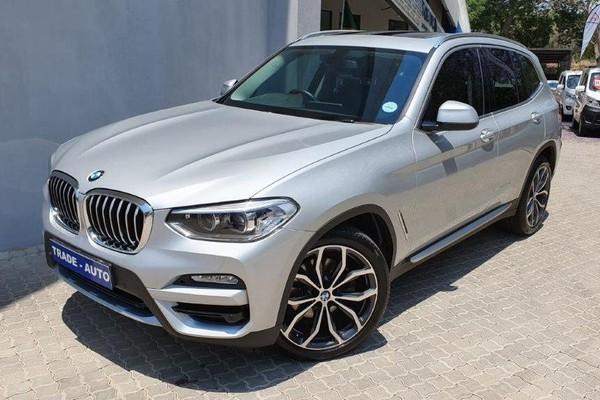 2018 BMW X3 xDRIVE 20d xLINE G01 Mpumalanga Nelspruit_0