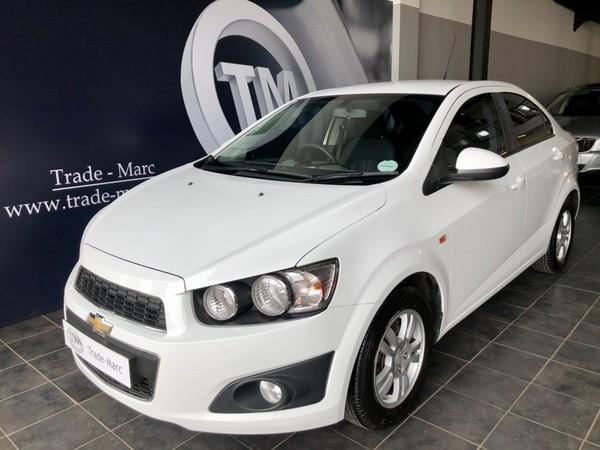 2012 Chevrolet Sonic 1.6 Ls  Gauteng Four Ways_0