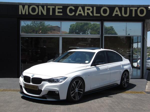 2014 BMW 3 Series 330D M Sport Auto Gauteng Sandton_0