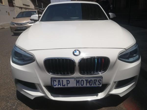 2016 BMW 1 Series 125i M Sport 5DR Auto f20 Gauteng Marshalltown_0