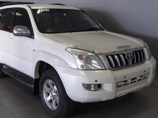 2005 Toyota Prado Vx 4.0 V6 At  Free State Bethlehem_0