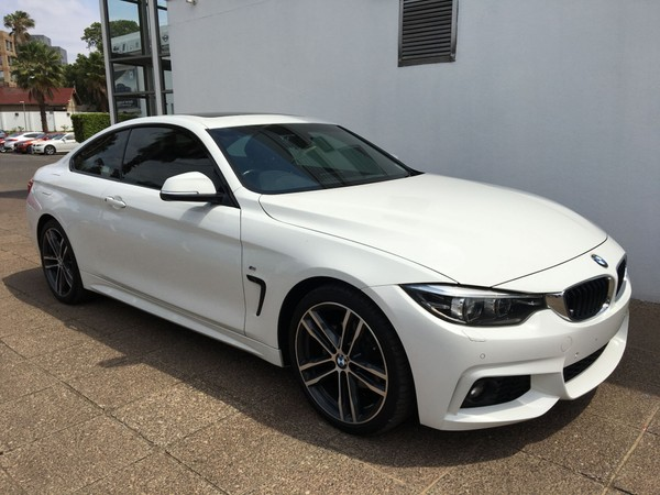 2018 BMW 4 Series 420D Coupe M Sport Auto Gauteng Germiston_0
