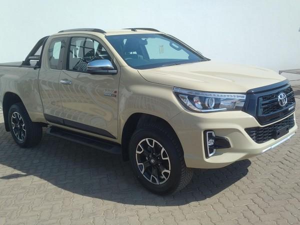2019 Toyota Hilux 2.8 GD-6 RB Raider 4X4 Auto PU ECAB Gauteng Bronkhorstspruit_0