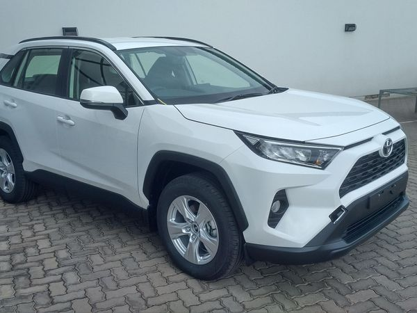 2019 Toyota Rav 4 2.0 GX Gauteng Bronkhorstspruit_0