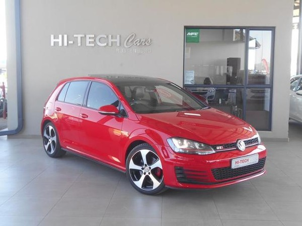 2016 Volkswagen Golf VII GTi 2.0 TSI DSG PANAROMIC with 67000kms North West Province Rustenburg_0