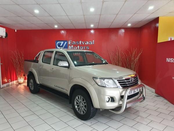 2015 Toyota Hilux 2.7 VVTi LEGEND 45 RB Double Cab Bakkie Mpumalanga Bethal_0