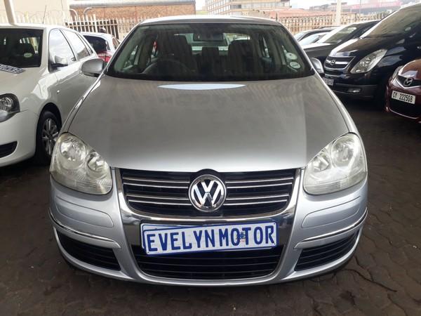 2007 Volkswagen Golf 1.6 Trendline  Gauteng Johannesburg_0