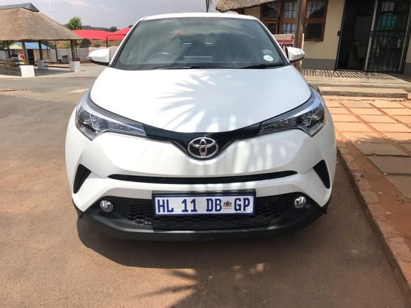 2018 Toyota C-HR 1.2T Plus CVT Gauteng Waterkloof_0