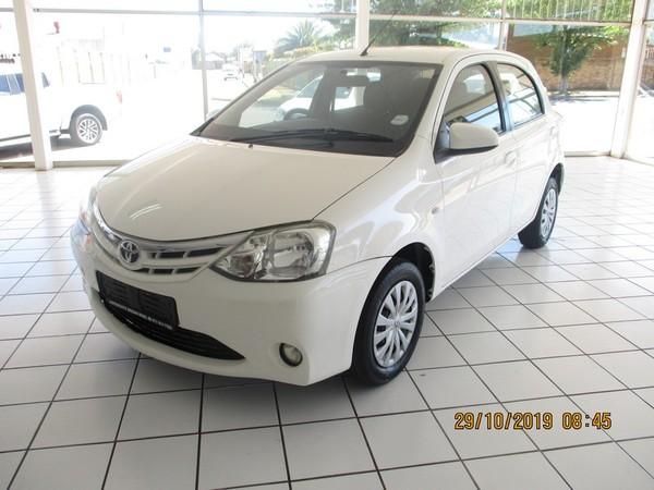 2015 Toyota Etios 1.5 Xs 5dr  Gauteng Nigel_0