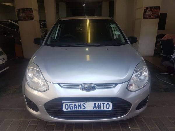 2013 Ford Figo 1.4 Ambiente  Gauteng Johannesburg_0
