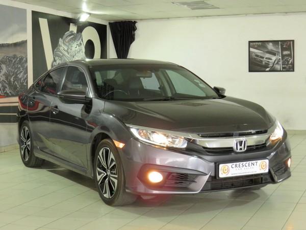 2016 Honda Civic 1.8 Elegance CVT Kwazulu Natal Pietermaritzburg_0