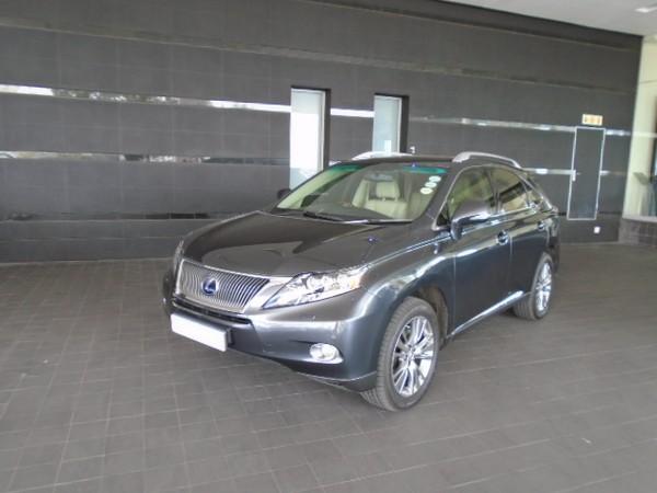 2009 Lexus RX 450h Lxe  Gauteng Four Ways_0
