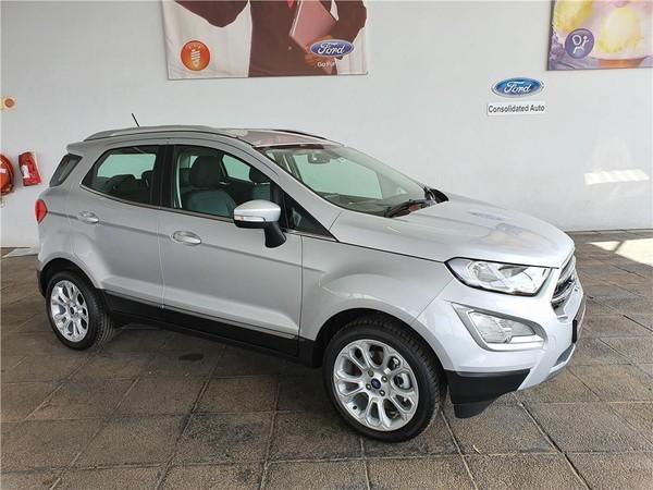 2019 Ford EcoSport 1.0 Ecoboost Titanium Gauteng Boksburg_0