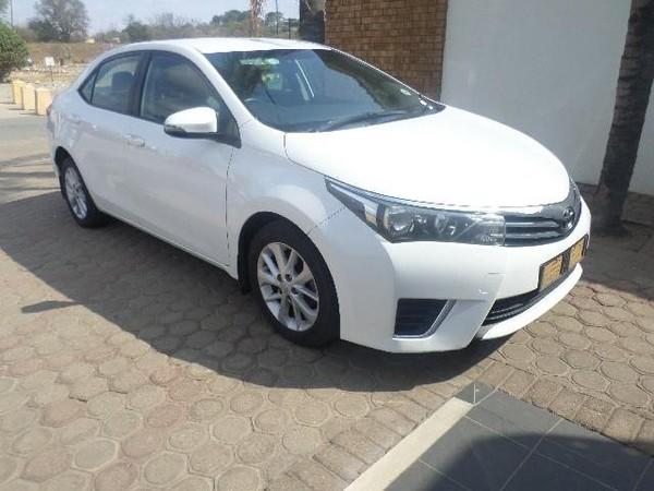 2014 Toyota Corolla 1.4D Prestige Limpopo Messina_0