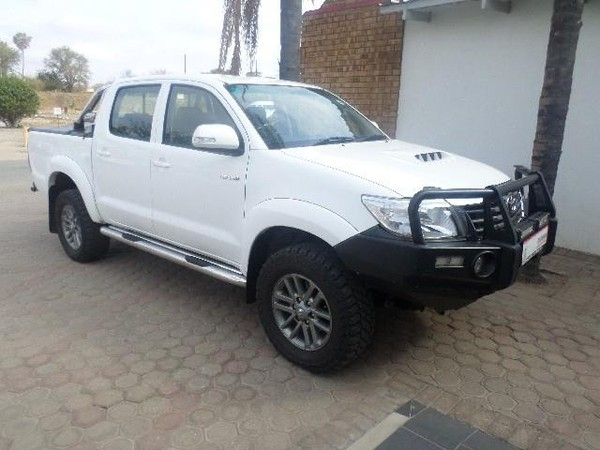 2014 Toyota Hilux 3.0 D-4d Raider 4x4 At Pu Dc  Limpopo Messina_0