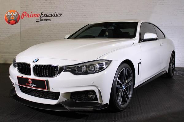 2017 BMW 4 Series 420D Coupe M Sport Auto Gauteng Edenvale_0
