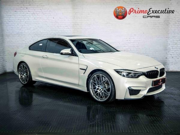 2018 BMW M4 Coupe M-DCT Competition Gauteng Edenvale_0