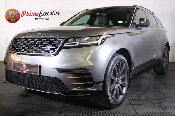 2017 Land Rover Velar 3.0D HSE Gauteng Edenvale_0