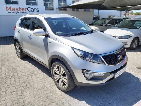 2014 Kia Sportage 2.0 CRDi AWD Auto Western Cape Kuils River_0