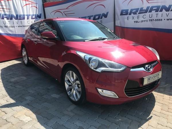 2014 Hyundai Veloster 1.6 GDI Executive Gauteng Bryanston_0